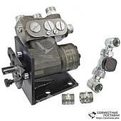 Комплект переобладнання К-700, К-701, К-702 на насос дозатор   установка дозатора замість ГУР   переробка
