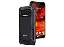 Защищенный смартфон Oukitel F150 Bison (black) - 6/64Гб - IP68-IP69K! - ОРИГИНАЛ - гарантия!