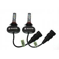 Комплект LED ламп BAXSTER S1 HB3(9005) 6000K 4000lm с радиатором, фото 1