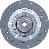 Диск Т25-1601130-Г муфты сцепления ЛТЗ-60 ТАРА