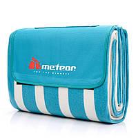 Коврик для пикника и пляжа водонепроницаемый Meteor Basic Lines (original) 170х200 см