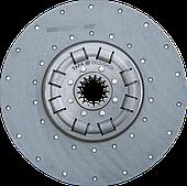 Диск 150.21.024-3А ведомый муфты сцепления Т-150 ТАРА улучшенный