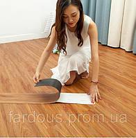 Самоклеюча ПВХ плитка для підлоги