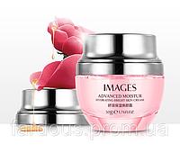 Увлажняющий крем для лица с экстрактом розы Images advanced moisture 50гр