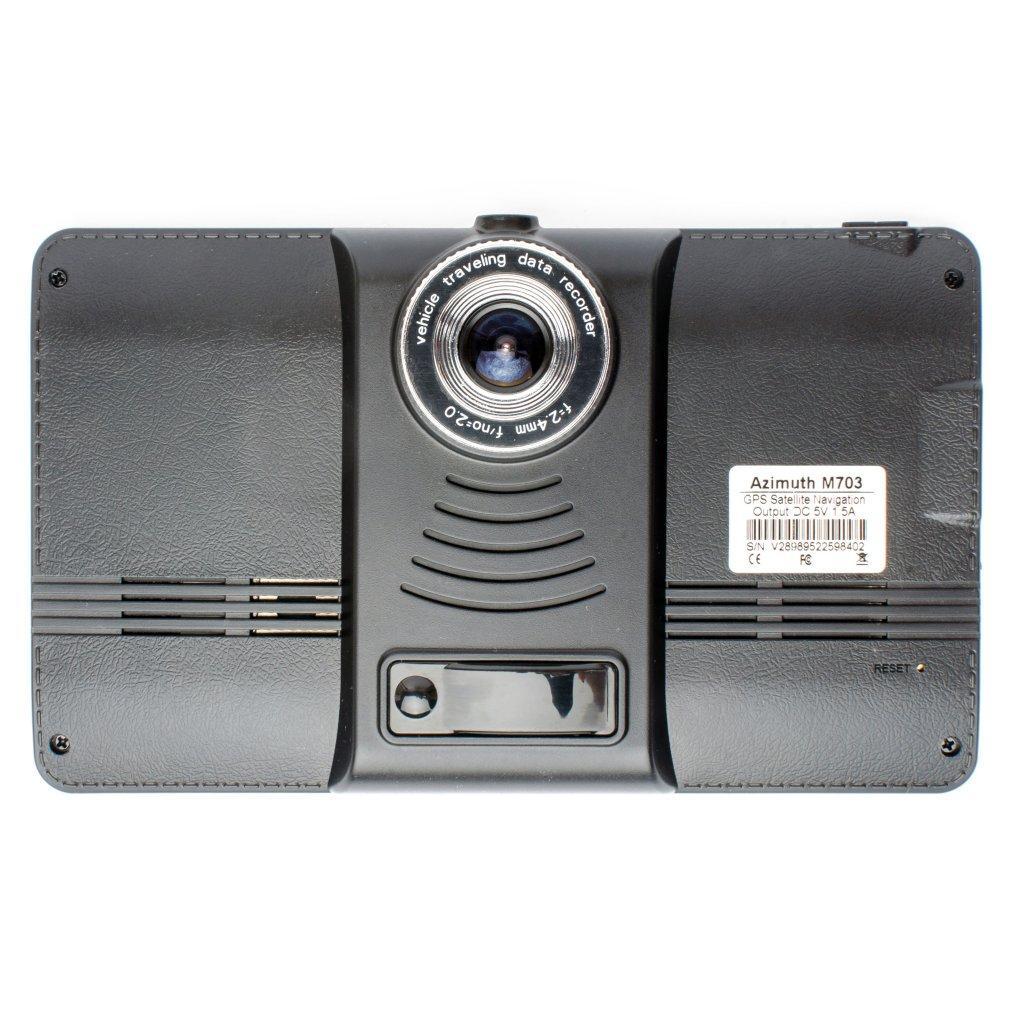 Автомобильный GPS Навигатор Azimuth M703