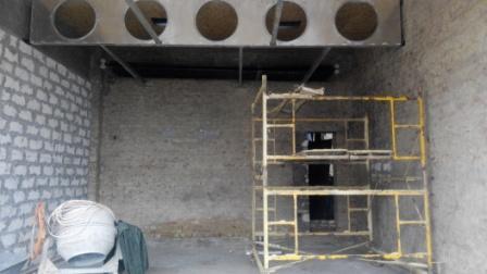 ноябрь-декабрь 2015 изоляция сушильной камеры 2