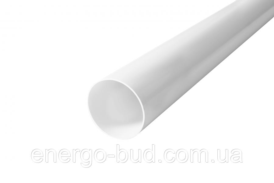 Труба водостічна Profil 100 біла 3м