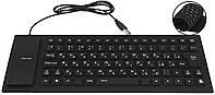 Гибкая силиконовая клавиатура Ukc Flexible Keyboard