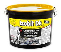 Бітумно-каучукова гідроізоляція резервуара на розчиннику IZOBIT DK, фото 1