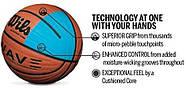 Wilson Wave Solution Game Basketball Мяч баскетбольный уилсон оригинал размер 7 композитная кожа, фото 2