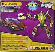 Трансформер Wildwheel Transformers Кибервселенная Оригінал від Hasbrо, фото 4
