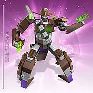 Трансформер Wildwheel Transformers Кибервселенная Оригінал від Hasbrо, фото 9