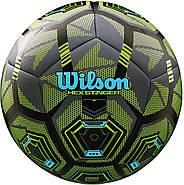 Wilson Hex Stinger Soccer Ball М'яч Вілсон футбольний ігровий розмір 5, фото 2