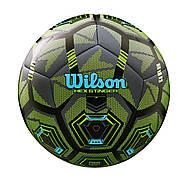 Wilson Hex Stinger Soccer Ball М'яч Вілсон футбольний ігровий розмір 5, фото 3