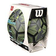 Wilson Hex Stinger Soccer Ball М'яч Вілсон футбольний ігровий розмір 5, фото 6