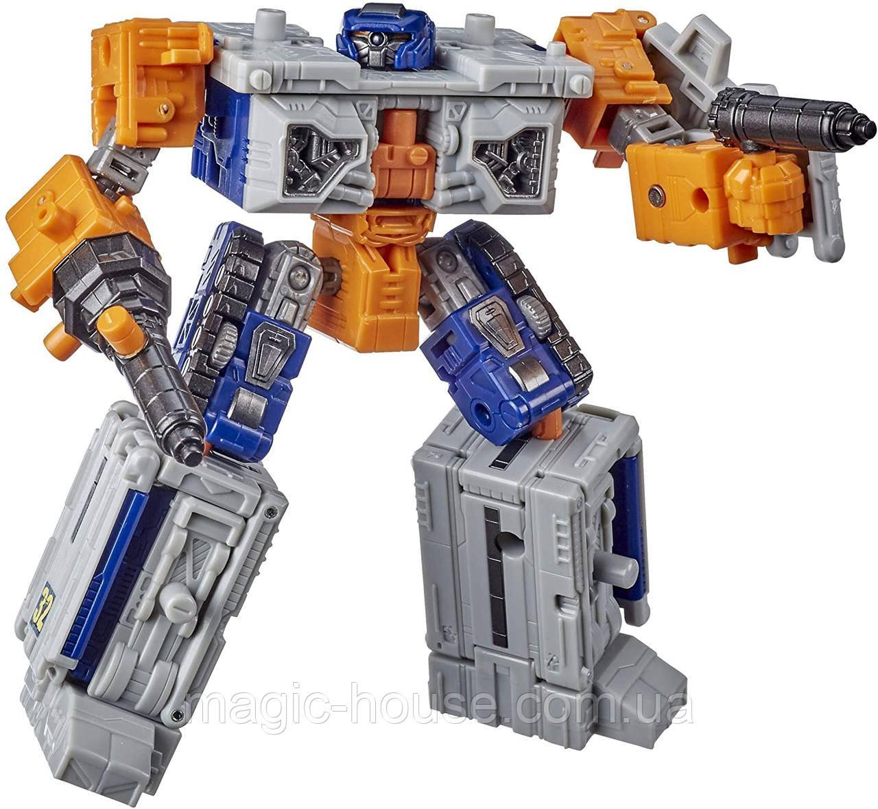 Трансформер Airwave війна за Transformers Cybertron Toys Generations War for Cybertron Оригінал