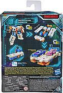 Трансформер Airwave війна за Transformers Cybertron Toys Generations War for Cybertron Оригінал, фото 8
