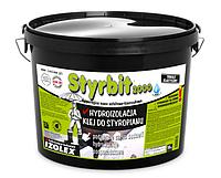 Битумно-каучуковая гидроизоляция фундамента, клей для пенополистирола STYRBIT 2000, фото 1