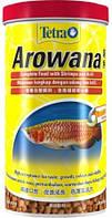 Корм для аквариумных рыб Tetra AROWANA 1 л (136182 ) для цихлидов