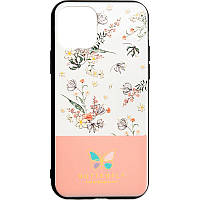 Butterfly Case for iPhone XS Max Pink