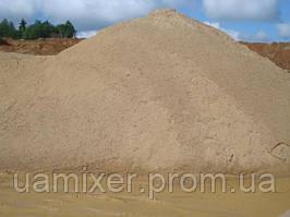 Песок горный мытый 9 м3 (с доставкой, Харьков)