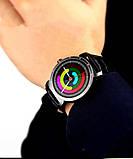Розумні годинник Lemfo K88h Plus з сенсорним дисплеєм Чорний (swlemk88hplbl), фото 2