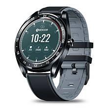 Умные часы Zeblaze NEO с сенсорным экраном и тонометром Черный (swzebneobl)