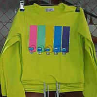 Кофта-топ 5-8 років Among Us для дівчинки Atabay (13610.1)