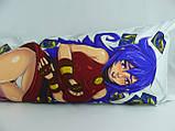 Подушка для обнимания Дакимакура 150 х 50  Mimi обнимашка аниме ростовая двухсторонняя, фото 5