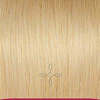 Натуральные славянские волосы на капсулах 45-50 см 100 грамм, Пшеница №22B