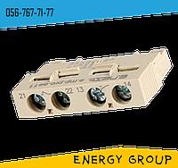 Блок дополнительных контактов фронтальный для АЗД (0,4-32) e.mp.pro.ae11