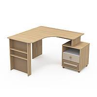 Письменный стол угловой Акварели
