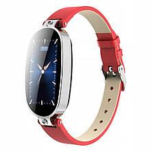 Розумні годинник Finow B79 з тонометром і ЕКГ Червоний (ftfinb79red)