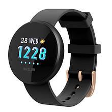 Розумні годинник фітнес-браслет жіночий Lemfo B36 Чорний (ftlemb36bl)