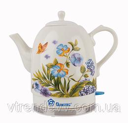 Чайник керамический Domotec MS-5056 1.7 литра 1500W