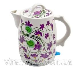 Чайник керамический Domotec MS-5059 2 литра 1500W