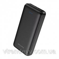 Повербанк Power Bank Awei P47K 20000 mAh два USB