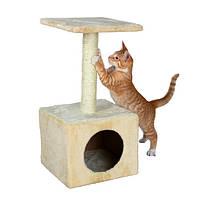 Напольный домик-когтеточка для кошек Trixie Zamora