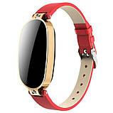 Розумні годинник фітнес браслет Finow B79 з вимірюванням тиску та ЕКГ Червоний (ftfinb79), фото 4