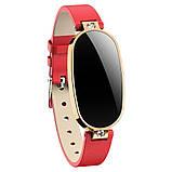 Розумні годинник фітнес браслет Finow B79 з вимірюванням тиску та ЕКГ Червоний (ftfinb79), фото 6