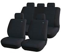 Авточехлы Hadar Rosen PHANTOM комплект на весь салон ✓ цвет: черный