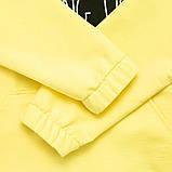 Худи молодежное с капюшоном SmileTime (амонг ас) Gamer, лимонное, фото 3