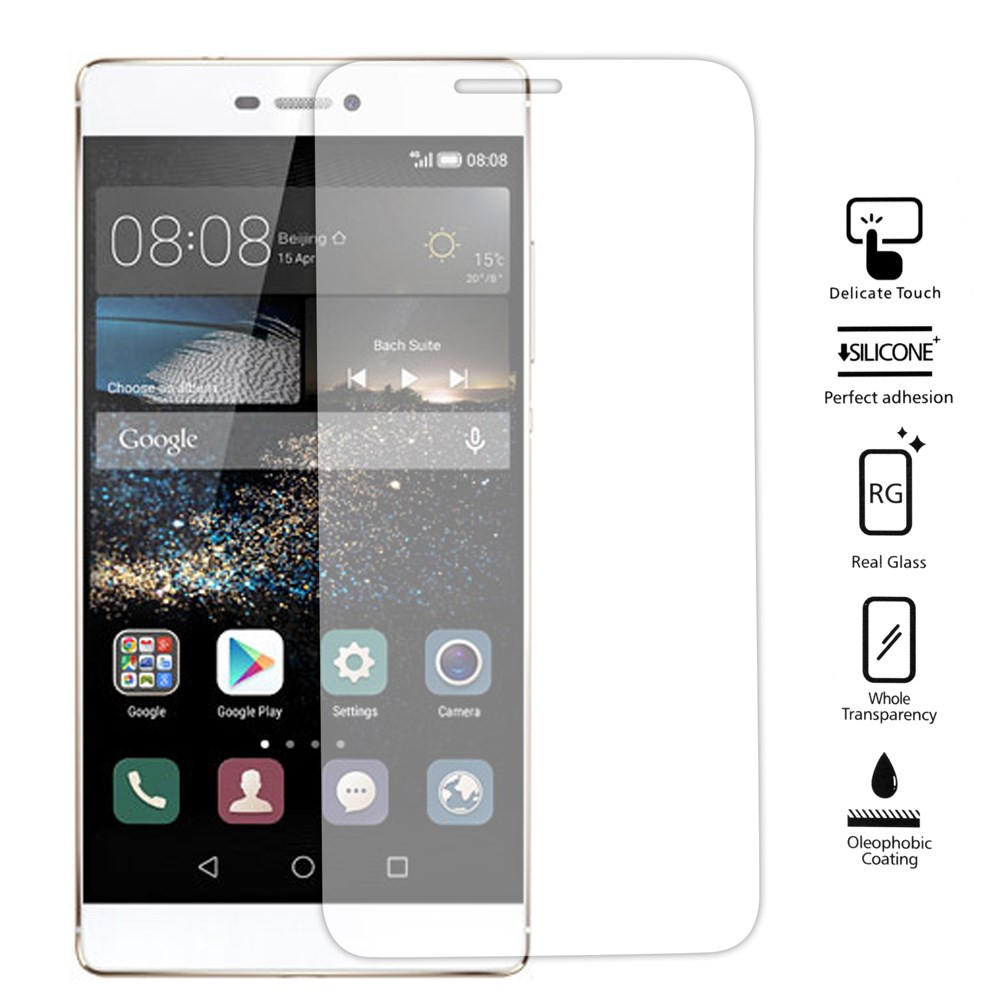 Защитное стекло Optima 9H для Huawei P8 Lite