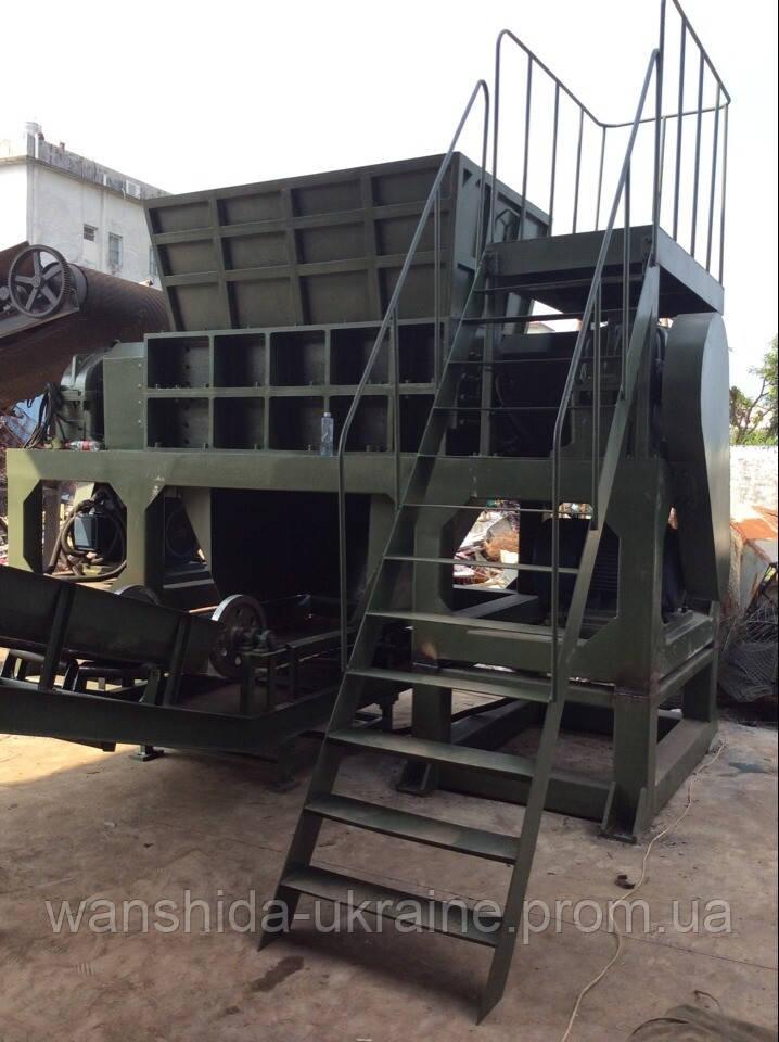 Стружка дробилка металлолома роторные дробилки др в Верхняя Пышма