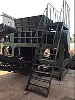 Дробилка для металлолома Q43P - 1400A Wanshida