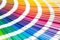 Краски офсетные пантоны
