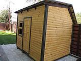 Садовий будиночок, розмір 3000х4000х2870, фото 2