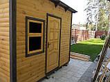 Садовий будиночок, розмір 3000х4000х2870, фото 4