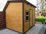 Садовий будиночок, розмір 3000х4000х2870, фото 5