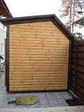 Садовий будиночок, розмір 3000х4000х2870, фото 10